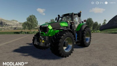 [FBM Team] Deutz Series 9 v 1.0, 3 photo